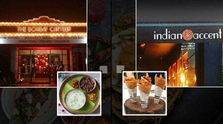 top 20 restaurants of indian 2018, yearender, yearender 2018, restaurants 2018, top places to eat 2018, indian express, indian express news