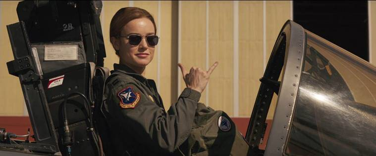 captain marvel us air force pilot