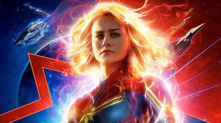 Brie Larson on why Captain Marvel is absent from Avengers Endgame trailer - The Indian Express