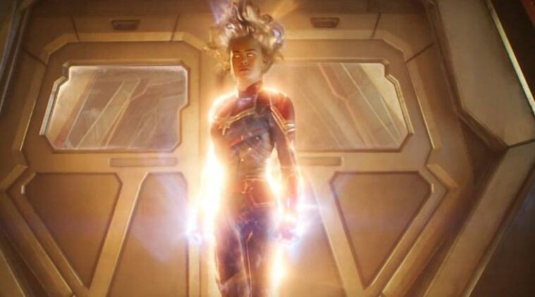 captain marvel second trailer
