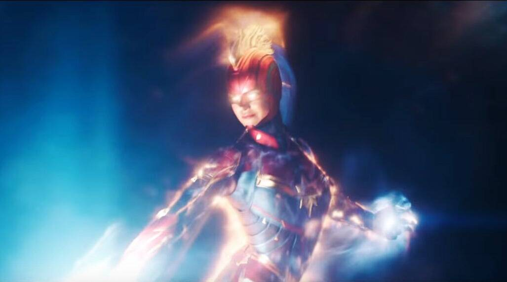 captain marvel trailer takeaways