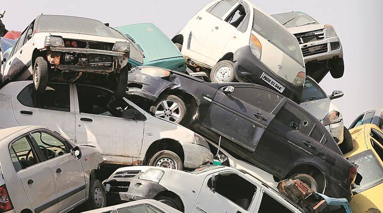 No NGT direction, confusion on fate of impounded vehicles