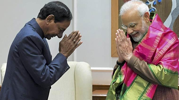 K Chandrashekar Rao, telangana high court, andhra pradesh bifurcation, andhra pradesh telangana high courts, india news, indian express