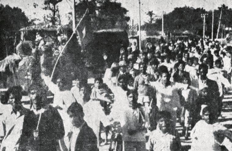 Chariot of Life: Liberation War, Politics and Sojourn in Jail