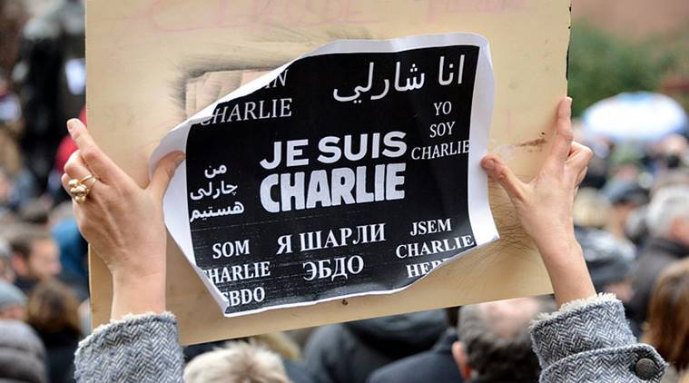 Suspect tied to Charlie Hebdo attack sent to France, charged