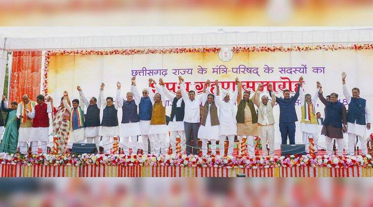 Chhattisgarh CM expands Cabinet; 9 MLAs inducted