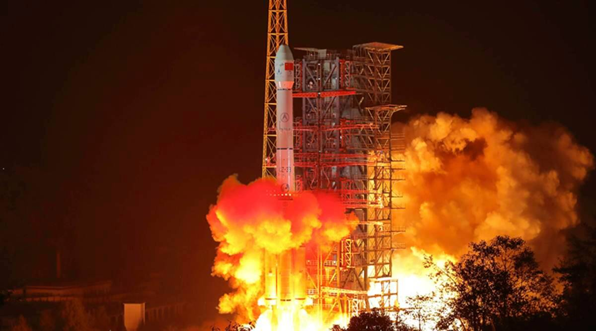 China space mission, darker side of moon, lunar probe, space programme, space news, astronomy, technology news, indian express
