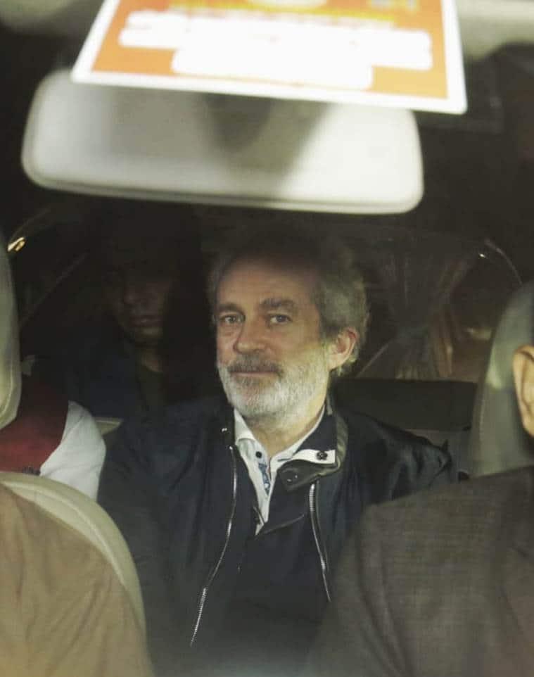 Michel Christian, Michel Christian arrest, CBI, Agusta Westland