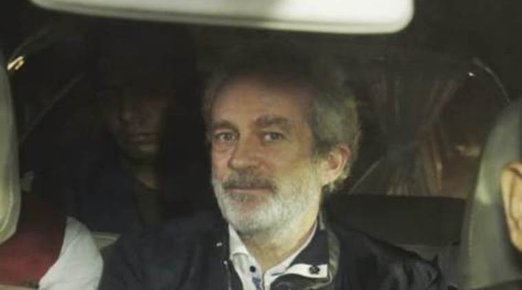 christian michel, christian michel extradition, british high commission christian michel consular access, christian michel agustawestland chopper case, AgustaWestland chopper deal case, india news, latest news, indian express