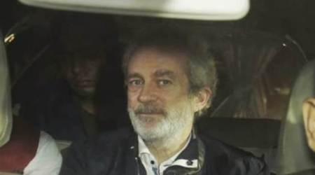 christian michel, agusta westland, chopper scam, VVIP chopper deal, ed case, chargesheet in agusta westland case, indian express