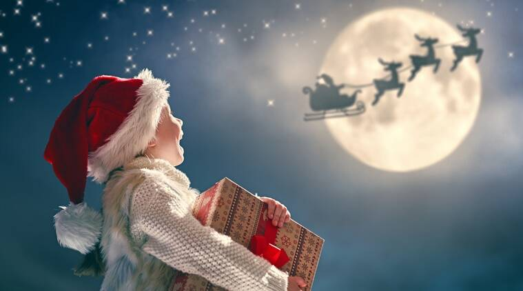 my daughter believes in santa and i m going to keep up the act as long as possible parenting news the indian express my daughter believes in santa and i m going to keep up the act as long as possible parenting news the indian express