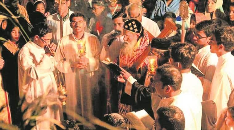 christmas, christmas celebrations, christmas celebrations in churches, indian churches, christmas in indian churches, indian orthodox church, birth of christ, indian express