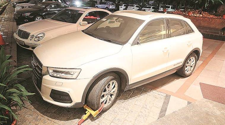 CITCO moves district court for attachment of luxury cars of 2 guests
