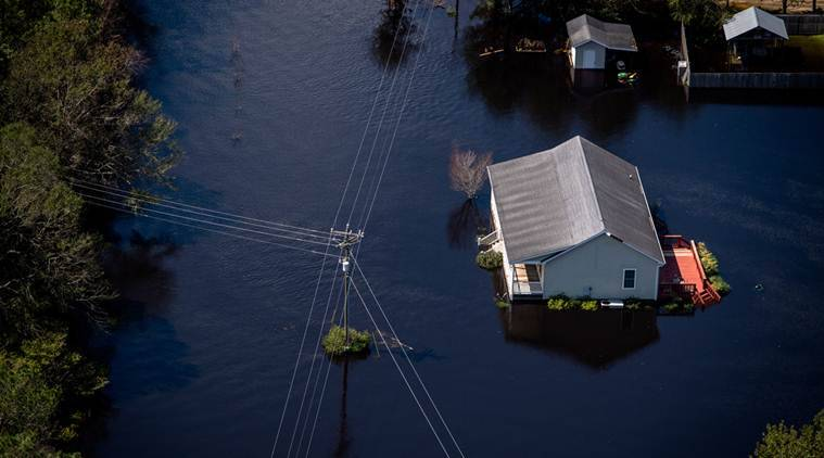 More Floods And More Droughts: Climate Change Delivers Both