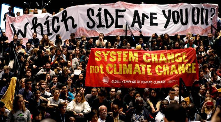 Climate talks progress after days of deadlock
