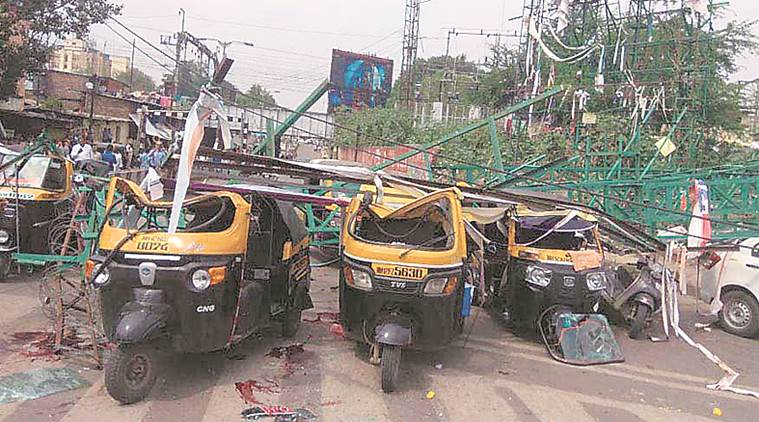 Hoarding mishap: CR said probe will be over in 15 days, it's still on after two months