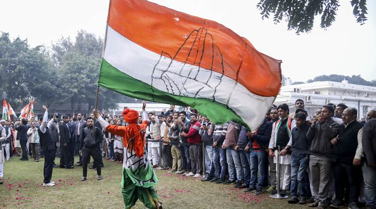 Congress election campaign, digital campaign congress, Congress digital campaign 2019, congress ropes in it firms, 2019 election campaign congress, Sam pitroda, india news, election news, indian express, latest news