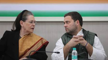UPA chairperson and Congress chief Rahul Gandhi. (Express file photo)