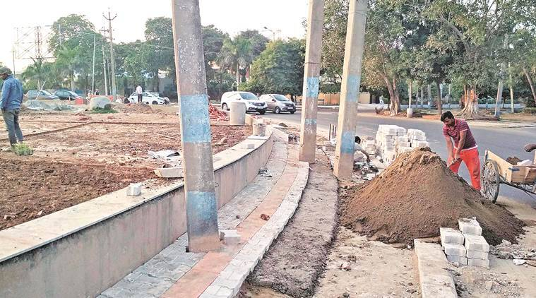 Panchkula: Rs 22 lakh for a fountain at chowk that already has one