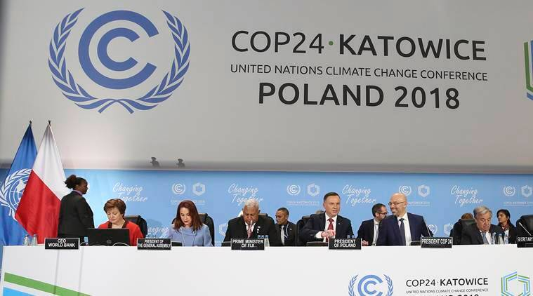 COP24: World Bank doubles funds to needy countries to tackle climate change