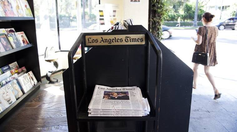 Ransomware suspected in cyberattack that crippled major U.S.  newspapers