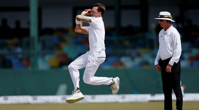 Dale Steyn Bags Four Wickets As South Africa Seize Control Of First Test