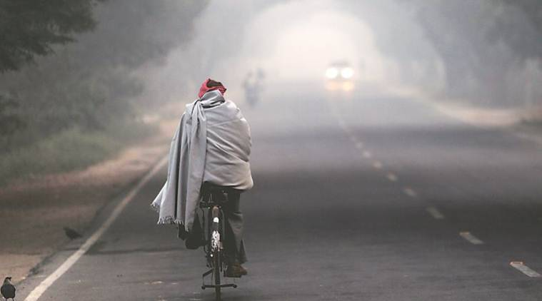 air pollution, delhi air pollution, air pollution delhi, delhi air quality, rainfall, fog, air quality index, indian express news