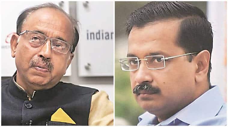 delhi: AAP, BJP spar as voter list row gets a caste dimension