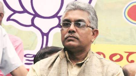 west bengal civic elections, bengal civic polls, bengal elections, bjp bengal elections, dilip ghosh
