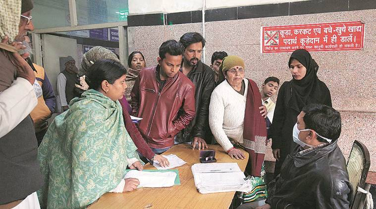 Delhi: Brief strike by govt doctors leaves many patients in the lurch