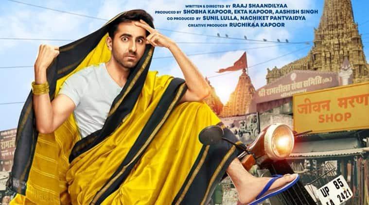 Ayushmann Khurrana movie