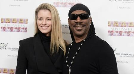 Eddie Murphy with fiancee Paige Butcher welcome a baby