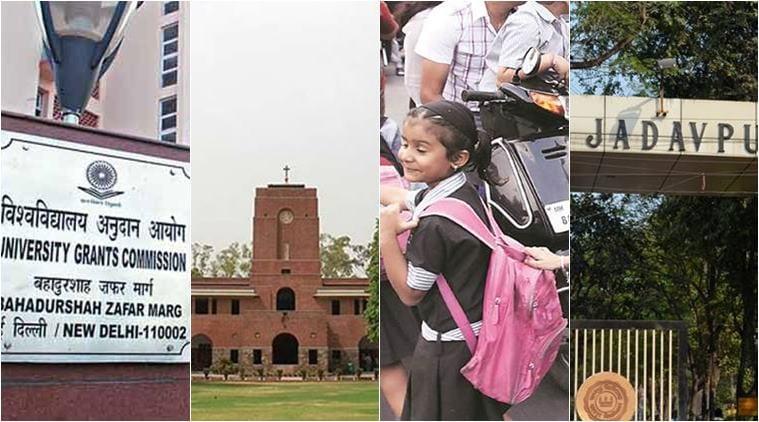 Year-ender 2018, year ender, year ender education news, education news, IIT, UGC, Institute of Eminence, IoE, UGC, HRD, CBSE