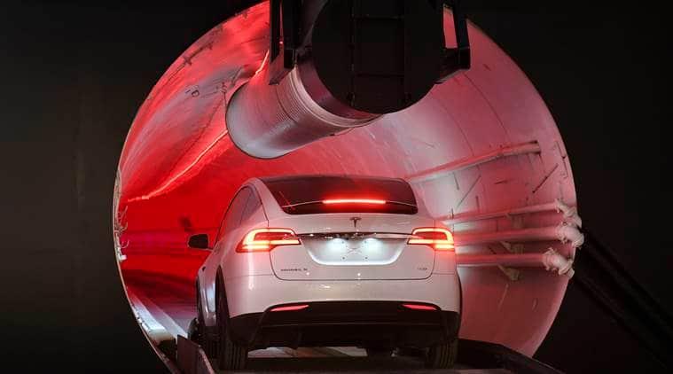 Elon Musk, elon Musk underground tunnel, LA underground tunnel, Tesla, Boring Company, Underground tunnel LA area, Tesla, Tesla Model S