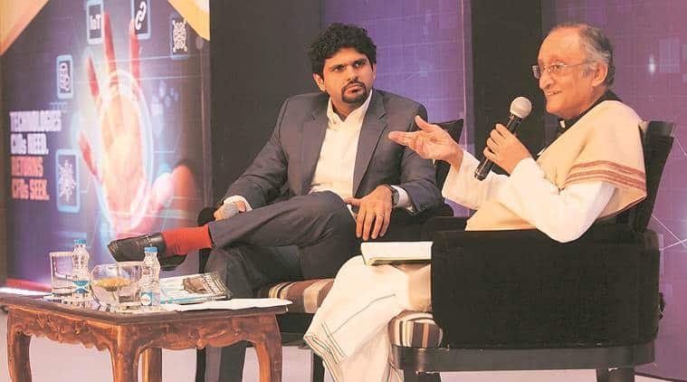 emerging tech conclave, tech conclave kolkata, tech conclave hackathon, Amit mitra, amit mitra bengal minister, Express tech conclave, tech conclave indian express, indian express, latest news