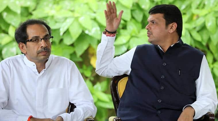 bjp shiv sena alliance, devendra fadnavis, uddhav thackeray, maharashtra cm, maharashtra chief minister, indian express