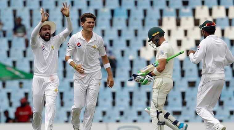 South Africa vs Pakistan 2nd Day 1 Test Live Cricket Score: South Africa take on Pakistan. (Source: AP)