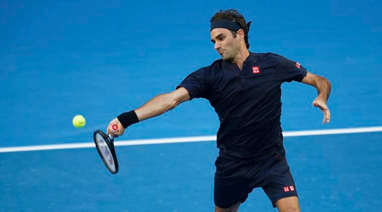 Roger Federer beats Serena Williams in historic mixed doubles clash in Perth