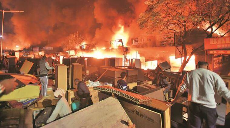 Chandigarh fire dept starts probe, police says no complaint yet