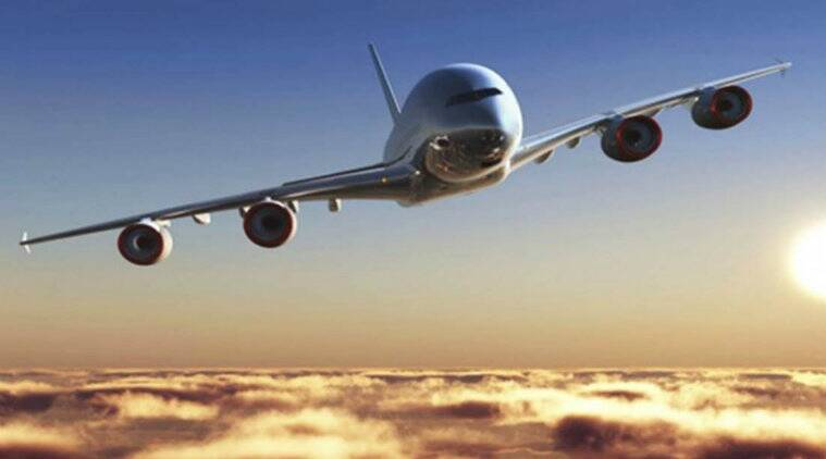 passenger strips, passenger strips mid-air, Air India Express flight, Air India Express, IX-194 flight, nude passenger, passenger naked, india news, indian express news