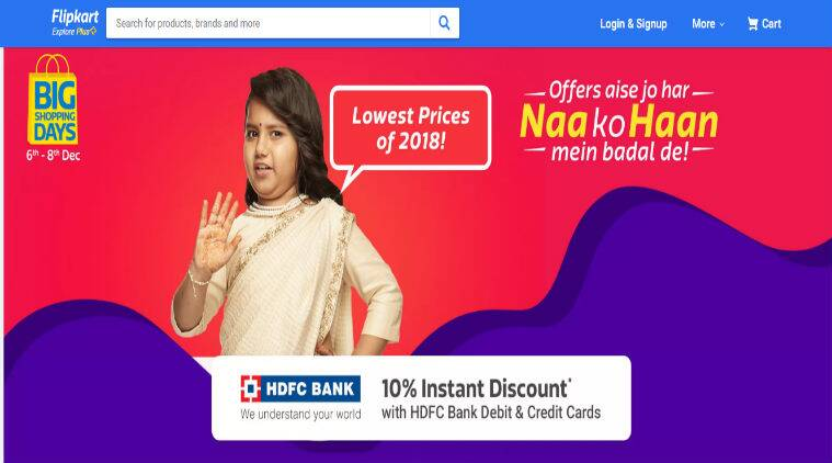Flipkart Big Shopping Days Sale 2018, Flipkart Big Shopping Days Sale 2018 deals, Redmi Note 6 Pro, Google Pixel 2 XL, Nokia 5.1 Plus, Poco F1, Poco F1 price in India, best deals on Redmi phones in India