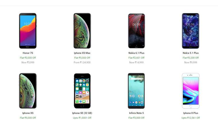 Flipkart, Flipkart Big Shopping Days sale 2018, Flipkart Big Shopping Days sale 2018 offer, Flipkart Big Shopping Days sale offer, Flipkart Big Shopping Days sale, Flipkart Big Shopping Days sale,Flipkart today sale offer, flipkart sale offer, flipkart offer, flipkart today deals, Redmi Note 5 Pro, iPhone XR, Realme 2 Pro, iPhone XS, iPhone X