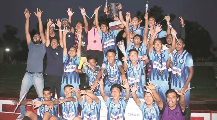 MInerva Punjab FC Junior banned, Chandigarh banned MInerva Punjab FC Junior, Football Tournament, Tanner-Whitehouse3 method, BCCI, Indian Express