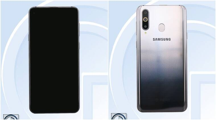 Samsung Galaxy A8s, Samsung Galaxy A8s price in India, Samsung Galaxy A8s specifications, Samsung Galaxy A8s features, Samsung Galaxy A8s Infinity O display, Samsung Galaxy A8s