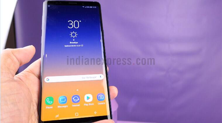 Samsung Galaxy Note 9 gets second Android Pie beta: Report