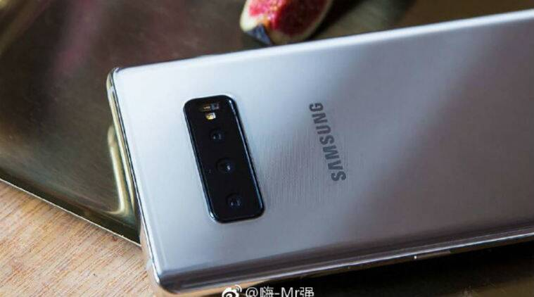 Samsung Galaxy S10+ leaked hands-on images reveal triple rear cameras