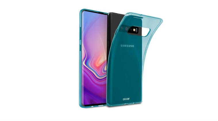 Samsung Galaxy S10, Galaxy S10 Plus protective cases, Galaxy S10 Lite cameras, Samsung Galaxy S10 case listings, Galaxy S10 Infinity O display, Olixar case Galaxy S10, Samsung Galaxy S10 specifications, Galaxy S10 global launch, Galaxy S10 features, Samsung