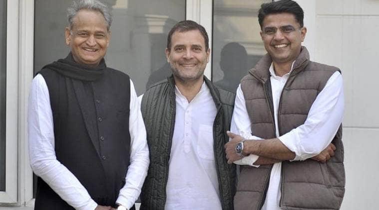 Rajasthan governor allocates portfolio to ministers, Ashok Gehlot keeps 9, Sachin Pilot 5