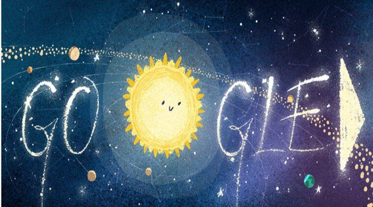 The Geminid Meteor Shower 2018: Google Doodle unravels story behind tonight's spectacular light show in the sky