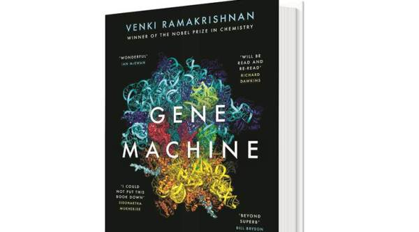 Venki Ramakrishnan, Venki Ramakrishnan books, new book of Ramakrishnan,Book by Ramakrishnan, Ramakrishnan Gene Machine, RamakrishnanThe Race to Decipher the Secrets of theRibosome, Gene Machine: The Race to Decipher the Secrets of the Ribosome, Indian Express